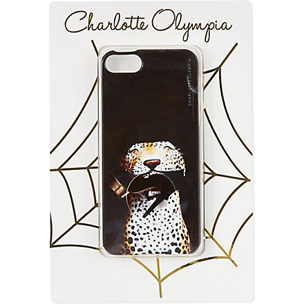 CHARLOTTE OLYMPIA Bruce iPhone cover (Mult/other