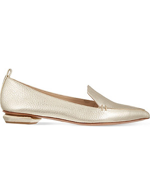 NICHOLAS KIRKWOOD Pointy slippers