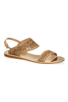 NICHOLAS KIRKWOOD Flower cut sandals