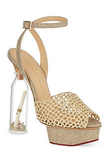 CHARLOTTE OLYMPIA SOS (Save Our Shoes)