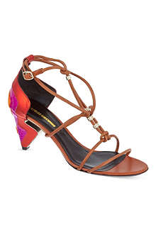 NICHOLAS KIRKWOOD Mockingjay sandals