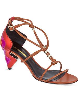 NICHOLAS KIRKWOOD Mockingjay sandals