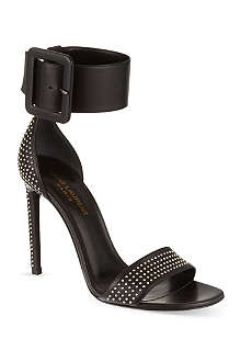 SAINT LAURENT Jane sandals