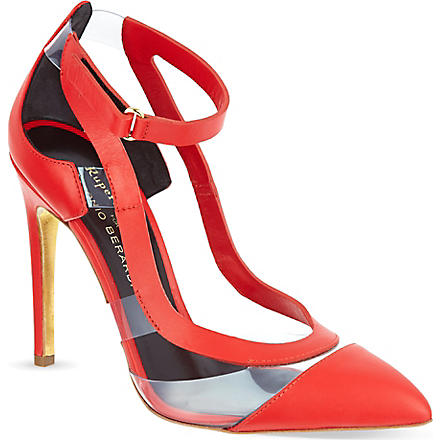 RUPERT SANDERSON Tatua courts (Red