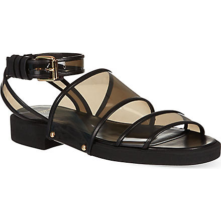 GIVENCHY Gail sandals (Black