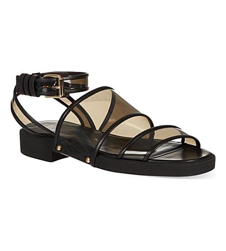 GIVENCHY Gail sandals (Black