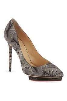 CHARLOTTE OLYMPIA Debonaire high heels