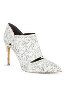 RUPERT SANDERSON Pinkbell ankle boots