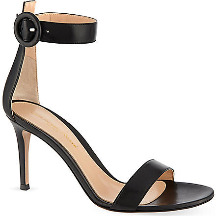 GIANVITO ROSSI Louis sandals (Black