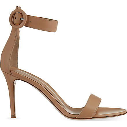GIANVITO ROSSI Louis sandals (Tan