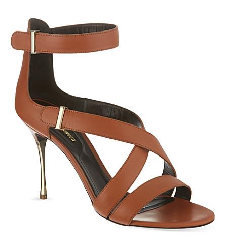 NICHOLAS KIRKWOOD Susie sandals (Tan