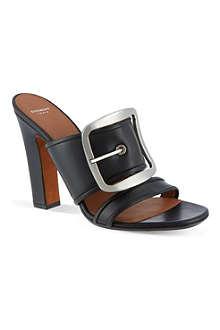 GIVENCHY Odia heeled sandals