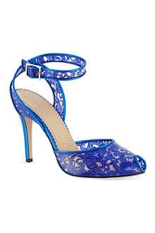 CHARLOTTE OLYMPIA Soho heeled sandals