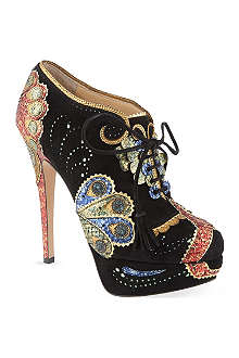 CHARLOTTE OLYMPIA Orient Express heeled shoes