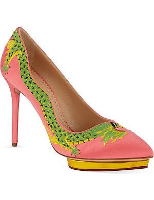 CHARLOTTE OLYMPIA Auspicious Debbie court shoes