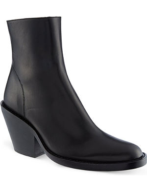 ANN DEMEULEMEESTER India ankle boots