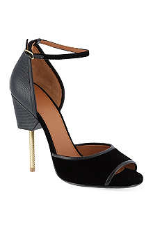 GIVENCHY Matilda Runway heeled sandals