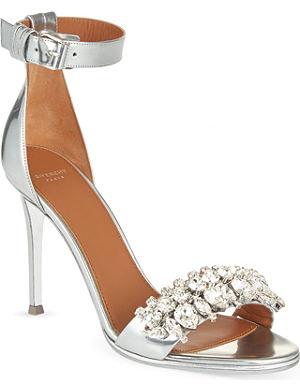 GIVENCHY Monia 100 embellished heels