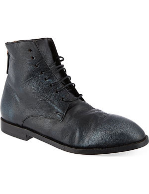 MARSELL Redford leather ankle boots