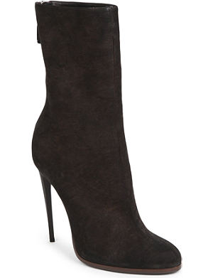 HAIDER ACKERMANN Rumbaba leather heeled boots