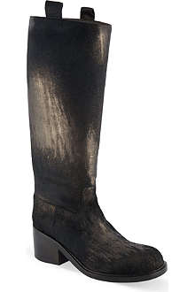 A.F.VANDEVORST Bootcamp knee high boots