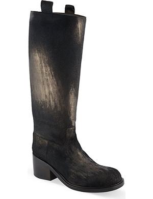 A.F.VANDEVORST Bootcamp knee high boots