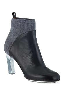 DRIES VAN NOTEN Aye-aye ankle boots