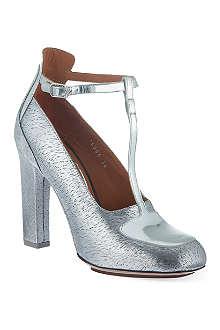 DRIES VAN NOTEN Hoary heeled sandals