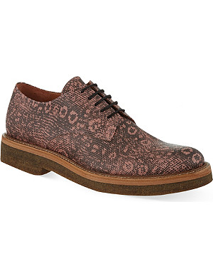 DRIES VAN NOTEN Nilgai Oxford shoes