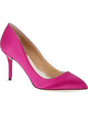 CHARLOTTE OLYMPIA Party Shoes 85 courts