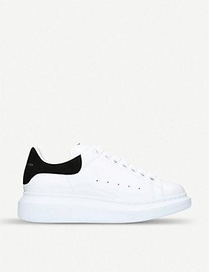 ALEXANDER MCQUEEN Ladies runway platform sneakers