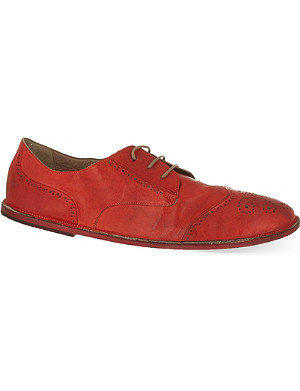 MARSELL Greta brogue Derby shoes