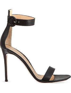 GIANVITO ROSSI Como heeled sandals