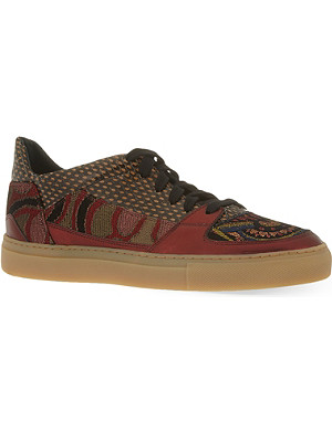 DRIES VAN NOTEN Sun Bear trainers