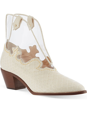 CHARLOTTE OLYMPIA Eastwood ankle boots