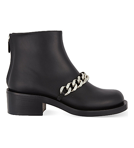 GIVENCHY Laura New ii ankle boots (Black