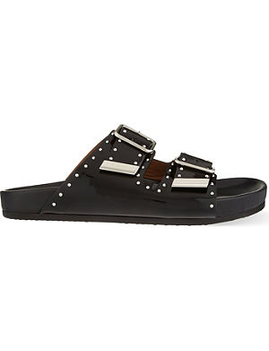 GIVENCHY Swiss stud sandals