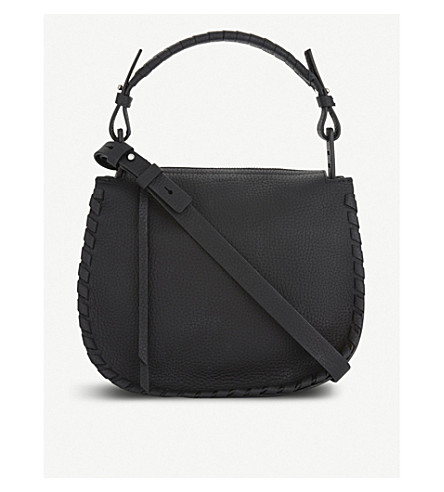ALLSAINTS Mori lea shoulder bag (Black