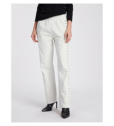 ALLSAINTSSimmi 慢跑棉长裤 (象牙 + 白色
