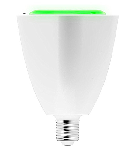 AWOX Striimlight smart LED bulb and speaker