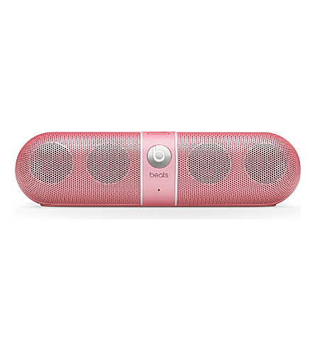 BEATS BY DRE Pill Bluetooth speaker Nicki Minaj pink