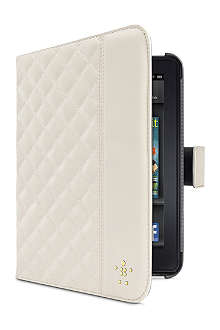 BELKIN Kindle Fire HD quilted case with stand 7