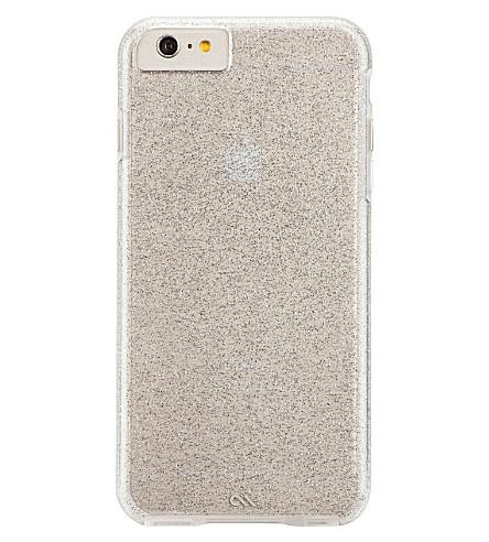 CASEMATE Sheer Glam iPhone 6 Plus case