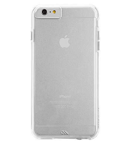 CASEMATE Naked Tough Clear iPhone 6 Plus case