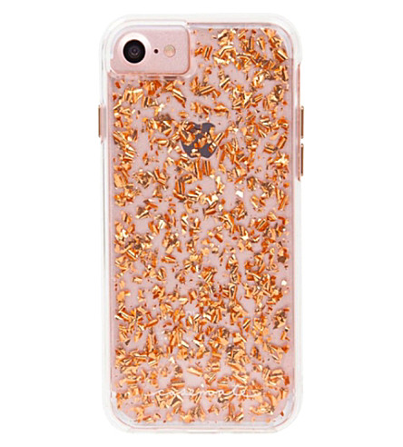 CASEMATE Karat Rose Gold iPhone 7/6s/6 case