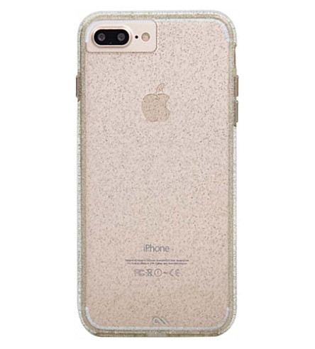 CASEMATE Sheer Glam iPhone 7 Plus case