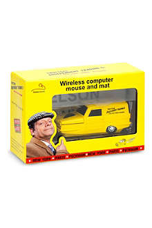 MOTORMOUSE Trotters Van wireless mouse