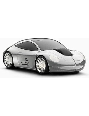 MOTORMOUSE Classic Sports Car wireless mouse