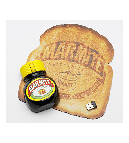 MOTORMOUSE Marmite wireless mouse combo