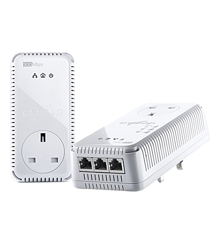 DEVOLO dLAN® 500 AV Wireless+ Starter Kit